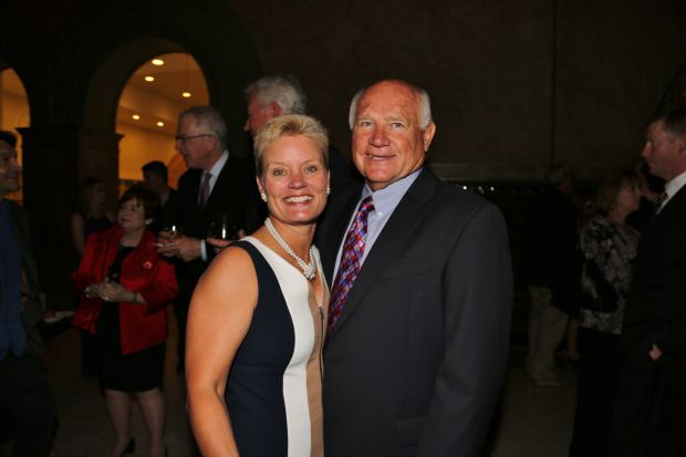 Cathy and Ray Raftery