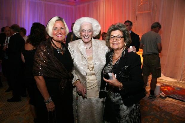 Millie Cain, Norma Stern, Barbara Goodman