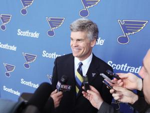 Tom Stillman introduced as new Blues owner