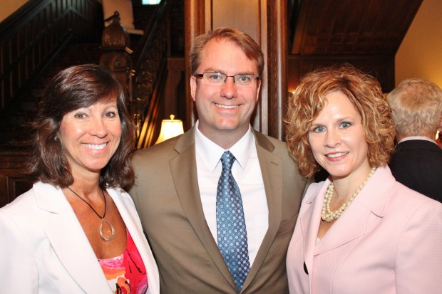 Susan Hoskins, Jamie and Michelle Wright
