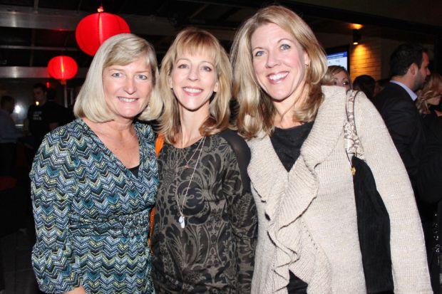 Barb Agnew, Kathy Barile, Karla Bennett