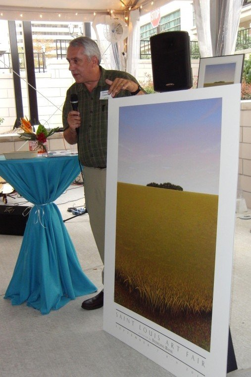 st louis art fair donation celebration society