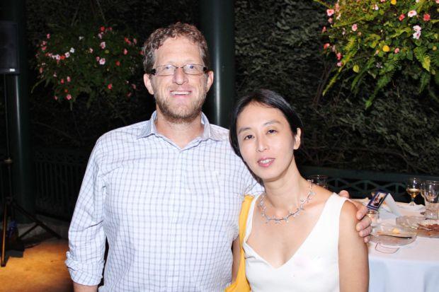 Leon Waxer, Dr. Elna Nagasako