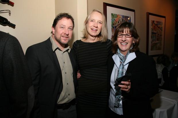 Jerry Kagan, Jenna Golde, Jill Golde