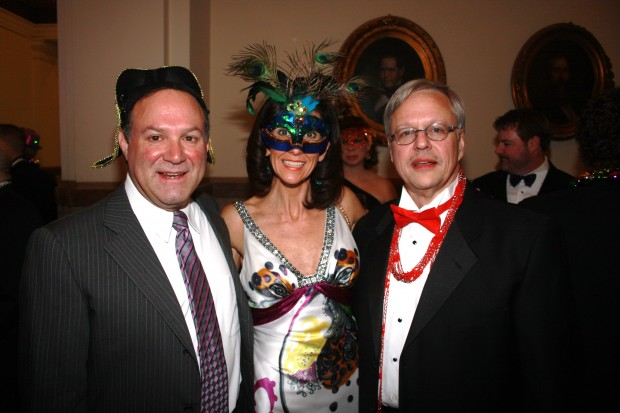 Paul Giacoletto, Michelle St.Cin, David Ohlemeyer