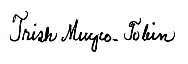 Trish Muyco-Tobin signature
