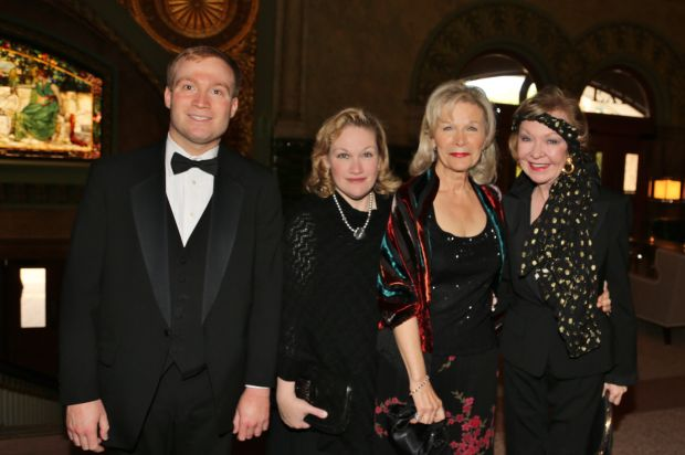 Peter, Monica, Noemi Neidorff, Donna Wilkinson