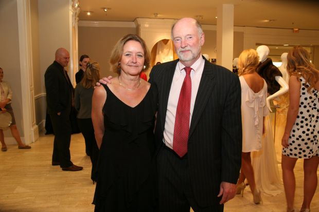 Ann Lemp, Bob Keefe