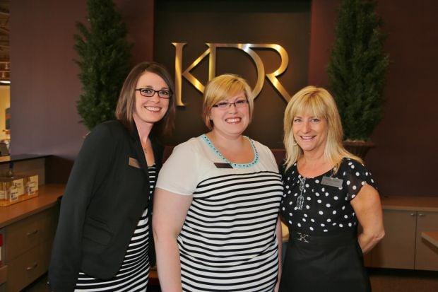 Kara Wagoner, Jamie Wood, Karen Thiele