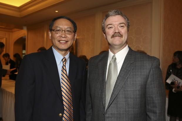 Dr. Michael Gu, Brian Pence