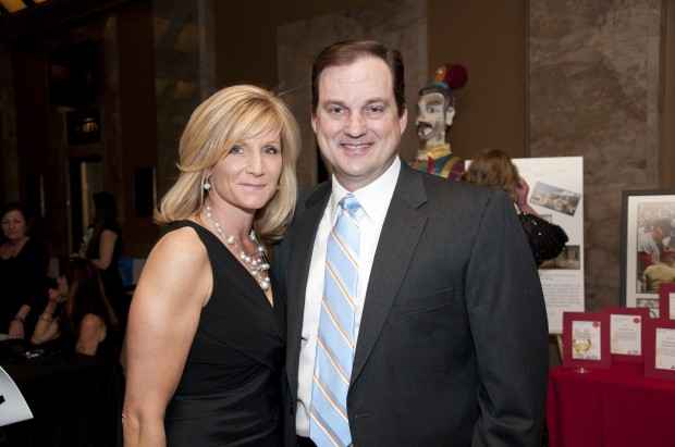 Rhonda and Mike Spencer