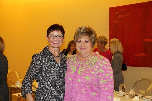 Peggy Nelson, JoAnn Shaw