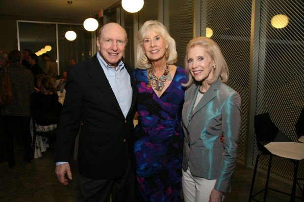 Lewis Bettman, Maureen Bettman, Joan Berkman