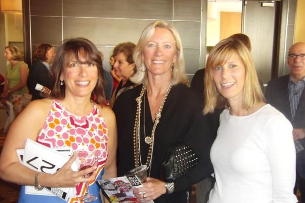 Sharon Stettin, Stacey Liekweg, Carol Lister
