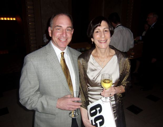 Dr. Craig and Dr. Abby Hollander