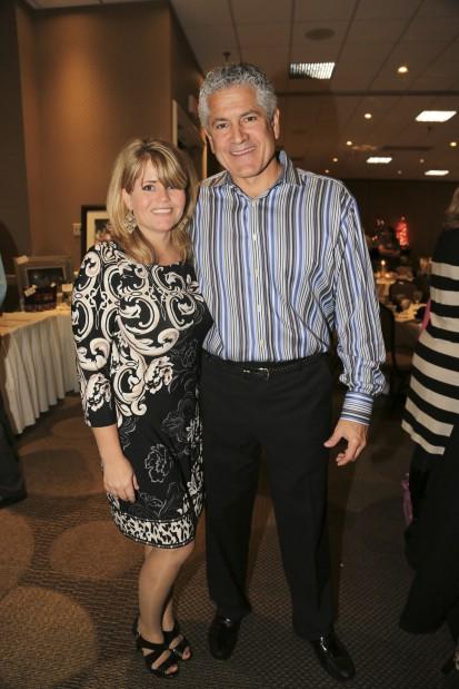 Kathy Gagnepain Principal, Matt Gagnepain