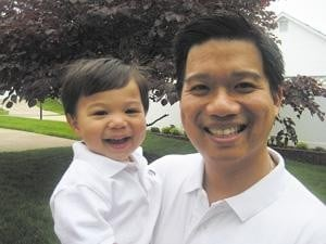 Fathers Day Look-Alike Contest 