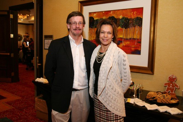 Jim Skorburg, Tina McKesson