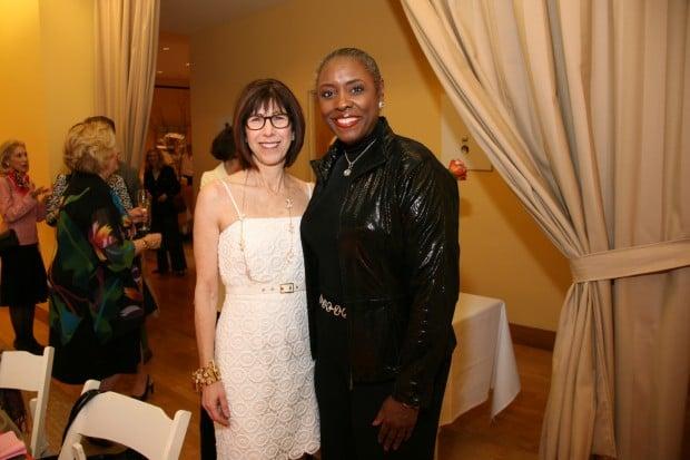 Lisa Zarin, Cheryl Polk