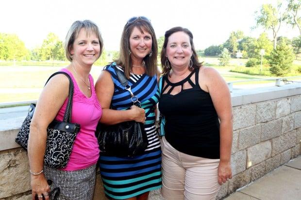 Bridget Cafazza, Kellie Spector, Christine Storm