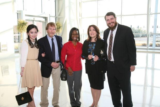 Zoey Wang, Art Silverblatt, Evitaq Caldwell, Jessica Z. Brown, Matt Wiemer
