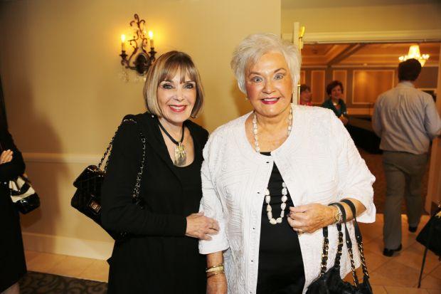 Carla Weintraub, Carolyn Boucher