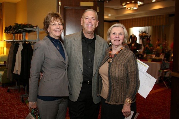 Carol and Rick Bender, Kathy Ruggeri
