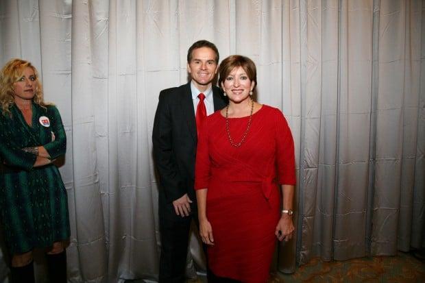 Pat McGonigle, Jennifer Blome