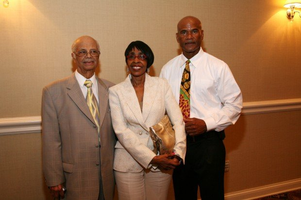Allen McKellar, Margie Hollins, Kenneth Mayhorn