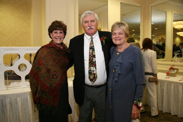 Virginia Viehmann, Bob and Carol Stelmach