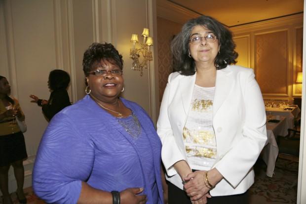 Bertha Moreland, Layla Goushey
