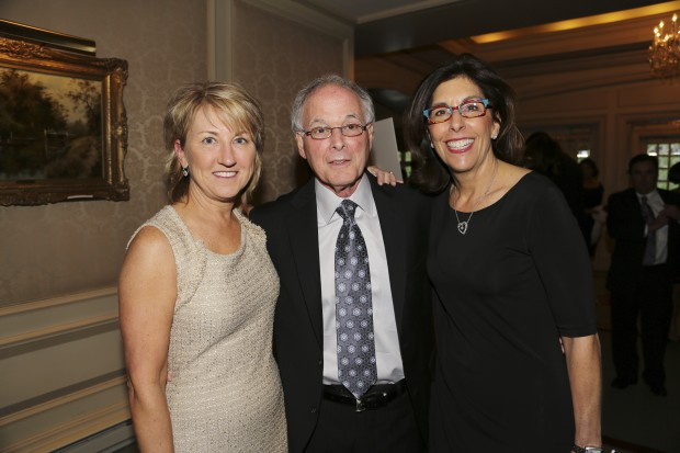 Judy and Bruce Rubin, Julia Ruvelson