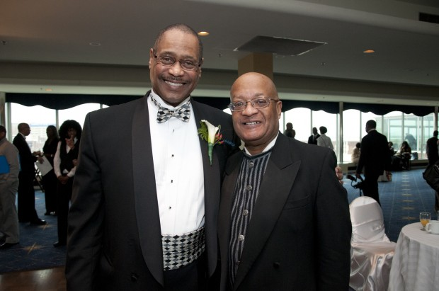 Donn Johnson, Rev. Earl Nance