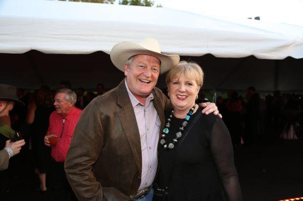 Craig Johnson, Susan Block