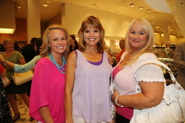 Jill Bowler, Debbie Hogan, Gail White