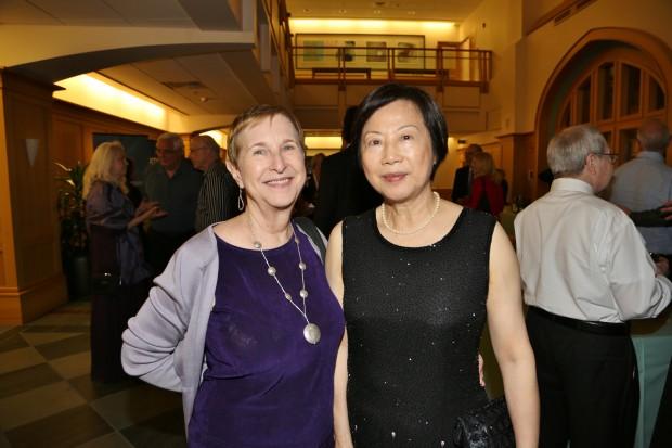 Sharon Zucker, Helen Wong