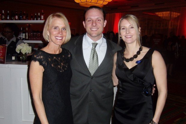 Rebecca Soriano, Jason and Becky Hudnall