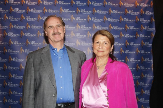 Bob Gillespie, Astrid Garcia