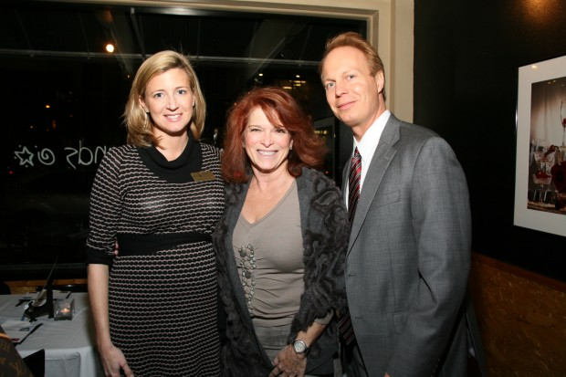 Carolyn McCarthy, Kathie Winter, John Taylor