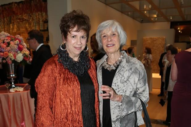 Judy Mann, Helen Kornblum
