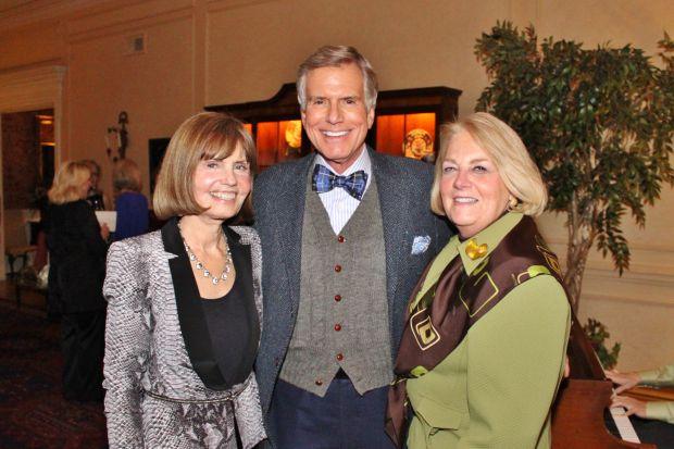 Diane Buhr, David Diener, Ann Wells