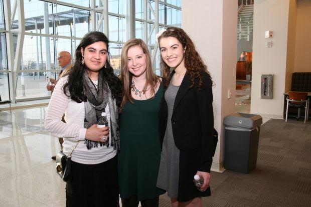 Hafsa Mansoor, Abby Mitchell, Mary DiValerio