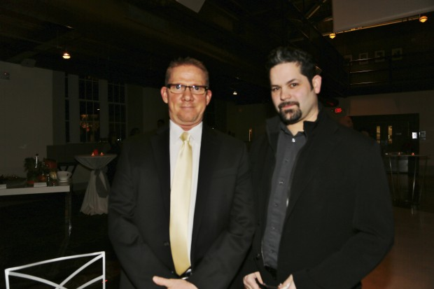 Rick Huch, Michael Abernathy