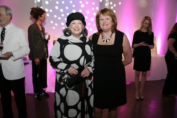 Marcia Smith, Patty Wente