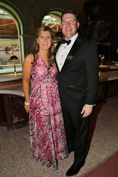 Annemarie and Matt Schumacher