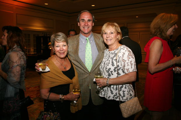 Judy and Mark Schnoebelen, Linda Tracy