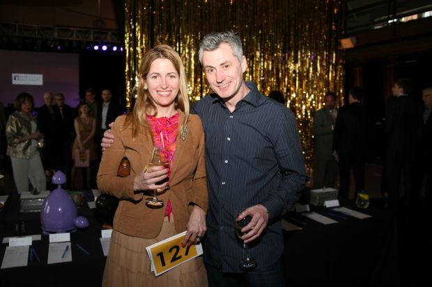 Melissa Schmidt, Gary Clark