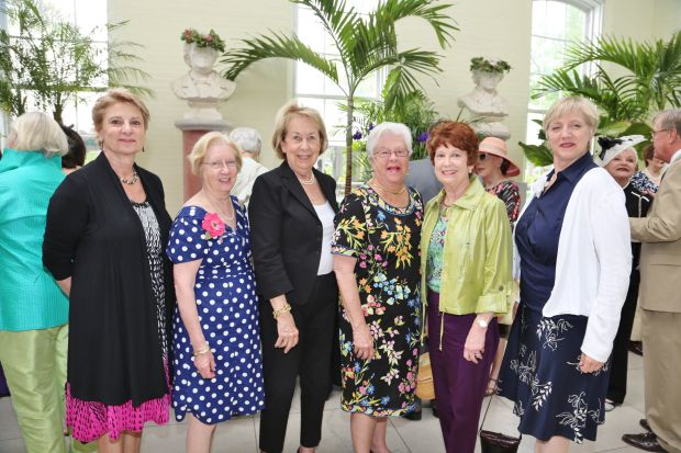 Amy Rome, JoAnn Vorih, Marilyn Adair, Betty Freeman, Patti Reineke, Elizabeth George