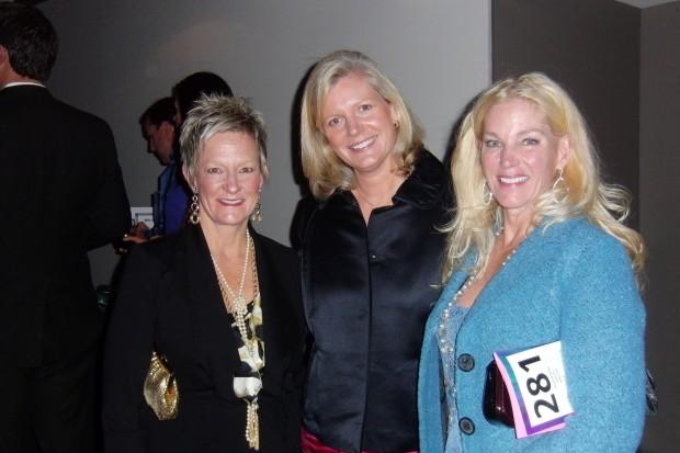 Jill Peckinpaugh, Kim Wagner, Liz Estes