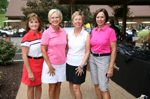 Beth Hasselfeld, Connie Finger, Margaret Hale, Carol Murphy